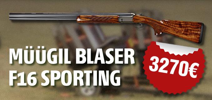 Blaser F16 Sporting