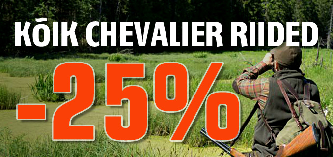 Chevalier Riided -25%