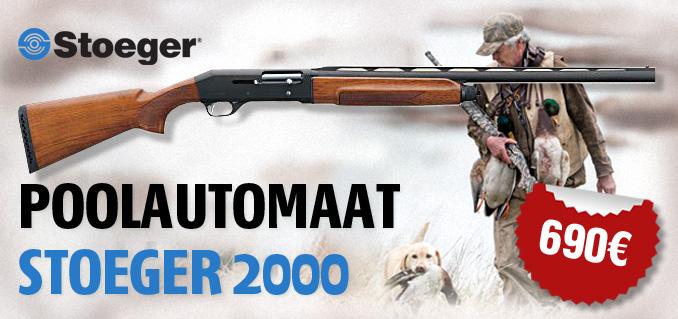 Poolautomaatne Stoeger 2000
