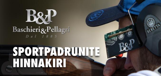 Baschieri & Pellagri Sportpadrunite Hinnakiri