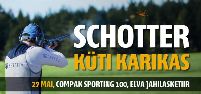 Võistlus Schotter Küti Karikas 2017